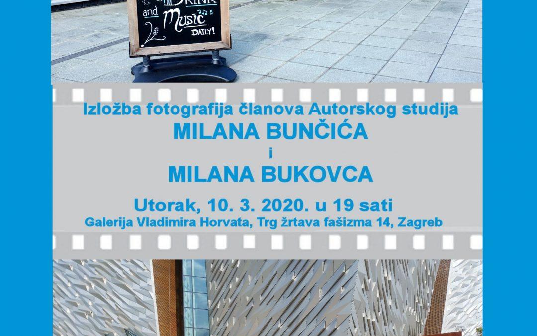 IRSKA – izložba fotografija članova Autorskog studija Milana Bunčića i Milana Bukovca