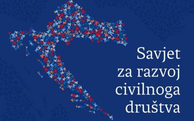 Rezultati glasovanja za članove Savjeta za razvoj civilnoga društva iz reda udruga za razdoblje 2020. – 2023.