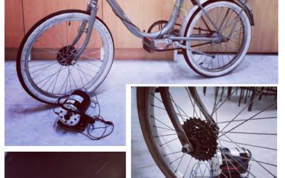 E-Pony; Radionica izrade električnog bicikla