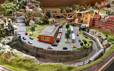 Izložba HO modela tramvaja i autobusa povodom 130 godina ZET-a