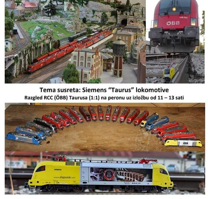 Održan 29. Susret željezničkih modelara